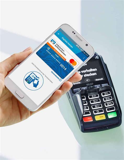 vr bank mastercard vr banking wallet genos starten mobiles bezahlen per