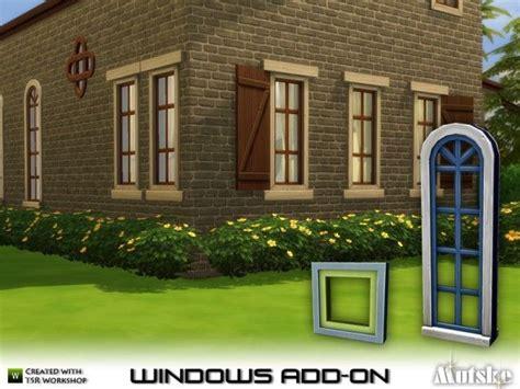 sims resource window add  part   mutske
