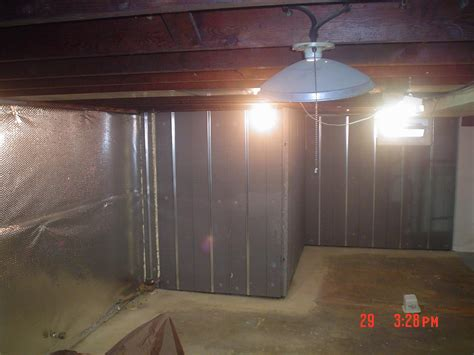 basement to beautiful wall system