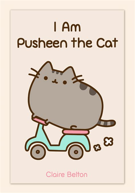 i am pusheen the cat a book collection of pusheen comics