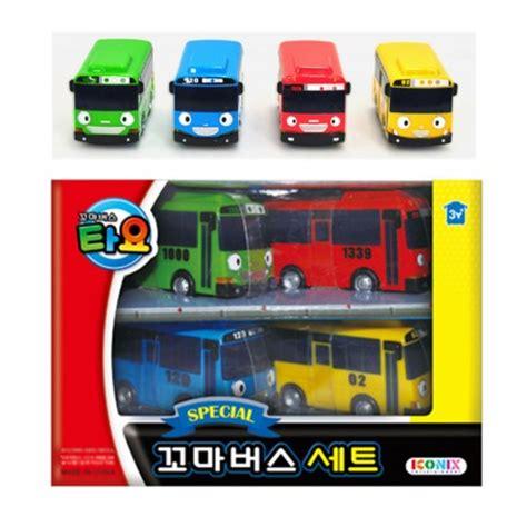 Tayo The Littlr Isi 4pcs the tayo special set 4 pcs cars tayo rogi gani rani hellotoys net