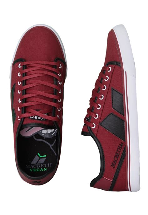 macbeth wallister black ox blood macbeth ox blood black shoes impericon