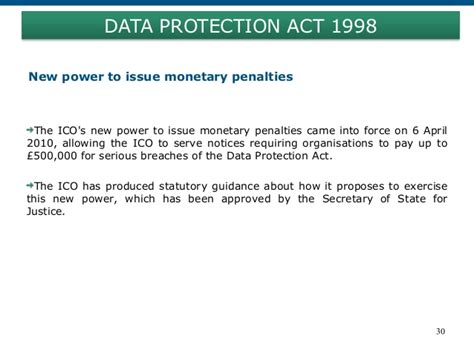 data protection section 29 data protection act 1998 section 29 28 images business