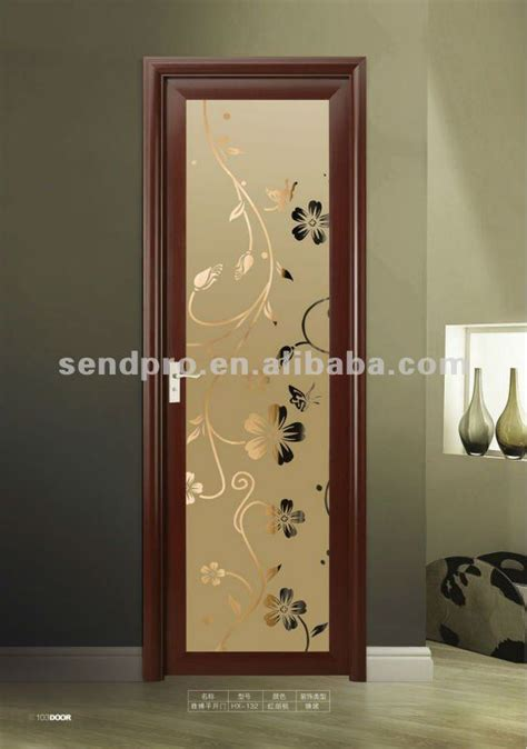 standard size bathroom door standard size glass aluminum bathroom door