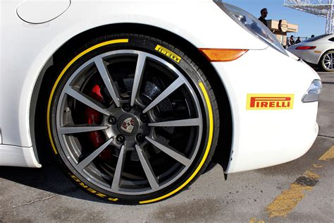 The New Pirelli P Zero tires are bred to make good cars great Digital Trends