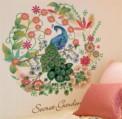 50 Beautiful Designs Of Wall Decals And Wall 50 Beautiful Designs Of Wall Decals And Wall Stickers For