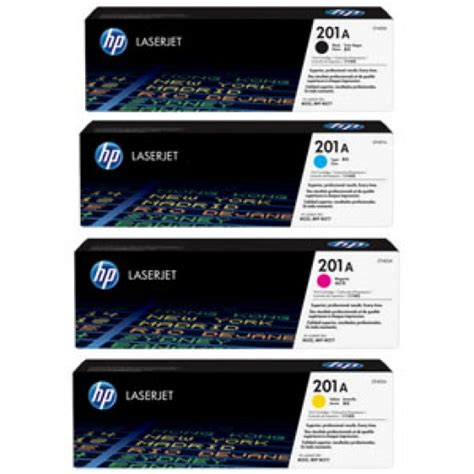 Promo Hp 201a Black Original Laserjet Toner Cartridge Cf400a hp 201a cf400a cf401a cf403a cf402a toner cartridge