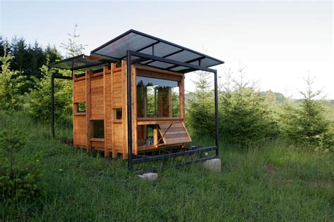 eco cabin writing eco cabin surrounded by nature a sustainable