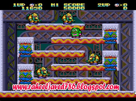 snow bros game for pc free download full version snow bros 1 game free download for pc gettlike