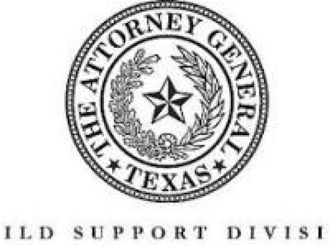 Child Support Office Odessa Tx by Attorney General Child Support Office Child Support