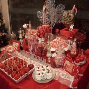 how to decorate a buffet table for christmas ways to