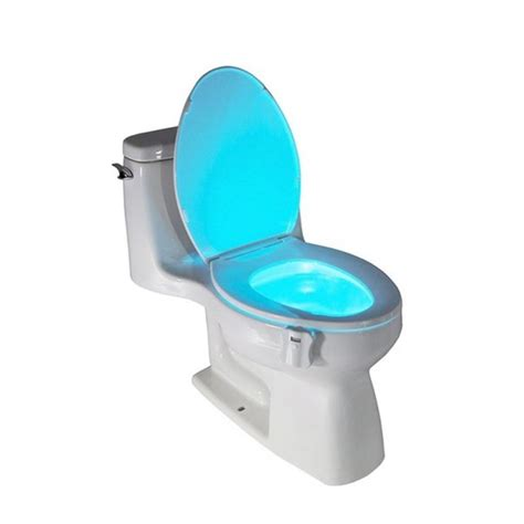 Lu Downlight Led Di Malaysia 8 colours sensor motion sensor pir toilet light