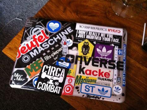 Coole Aufkleber F R Laptops by Notebook Stickers Und Laptop Aufkleber F 252 R Alle Die