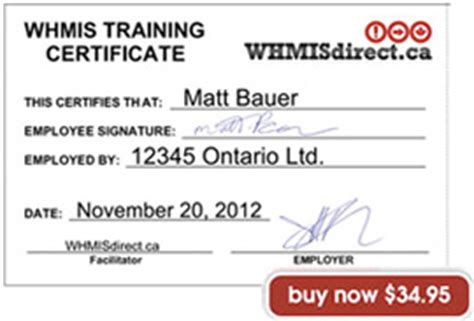 h2s certification card template bcwhmisdirect whmis 2015
