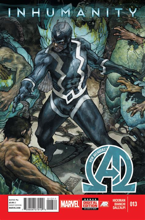 new avengers by jonathan preview new avengers 13 inhumanity craveonline