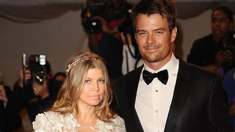 Black Eyed Peas Fergie Engaged To Josh Duhamel Reps Confirm by Black Eyed Peas Singer Fergie Officially Changes Name