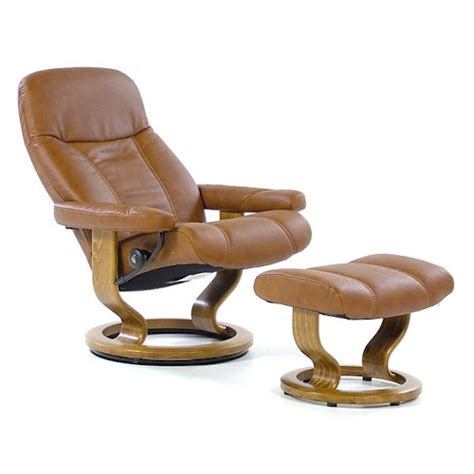 stress less recliner stressless by ekornes stressless recliners consul medium