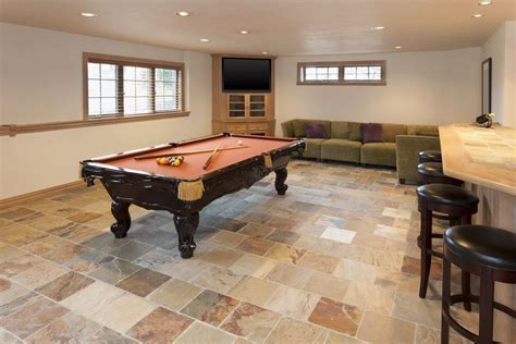Best to Worst: Rating 13 Basement Flooring Ideas