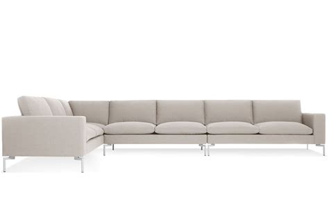 sectonal couch new standard large sectional sofa hivemodern com