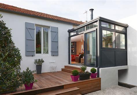 Modele Veranda Maison Ancienne 3420 by Une Cuisine V 233 Randa Atelier