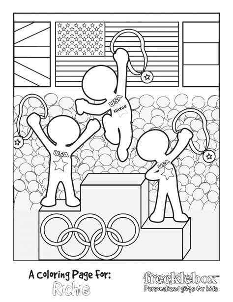 Olympic Coloring Pages by 2016 Olympics Coloring Coloring Pages