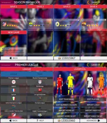 cara instal game mod apk data download fts mod pes 2018 full transfer apk data android
