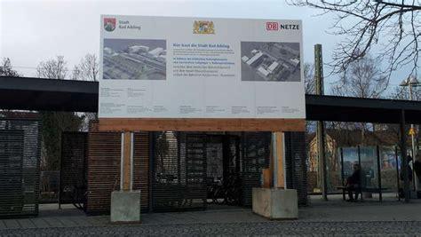 Baustellenschild Kosten by Bad Aibling Baustellenschild F 252 R Die Neue Unterf 252 Hrung Am