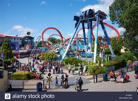 drayton manor drayton manor theme park near tamworth staffordshire uk
