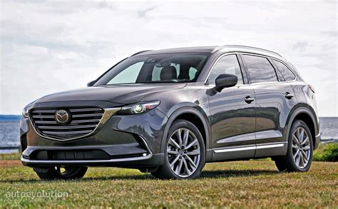 2017 Mazda Cx9 driven 2017 mazda cx 9 signature awd autoevolution
