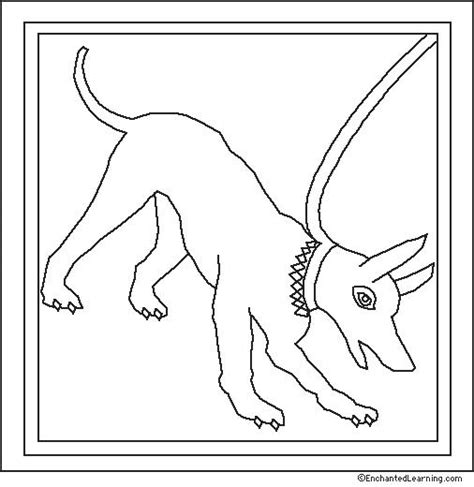 How To Draw A Roman Mosaic Tom Mosaic Coloring Pages
