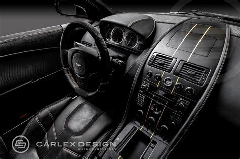 aston martin db9 custom aston martin db9 custom interior is worthy of james bond