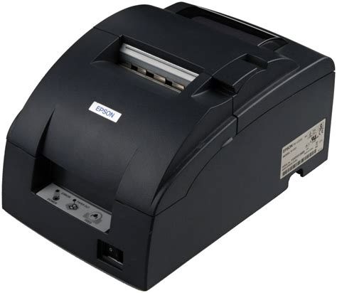 Printer Epson Tmu 220bethernet Dot Matrix Auto Cutter Epson Tm U220b Impact Dot Matrix Receipt Printer Auto Cut