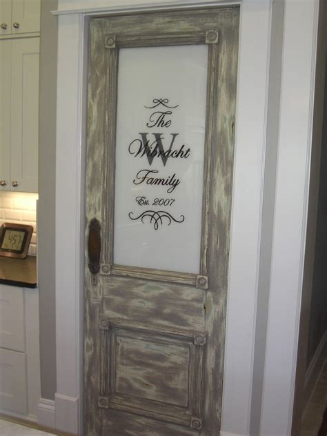 Pantry Doors With Glass Rustic Brown Frosted Glass Pantry Door In Gray Of Interesting Frosted Glass Pantry Door Abruko