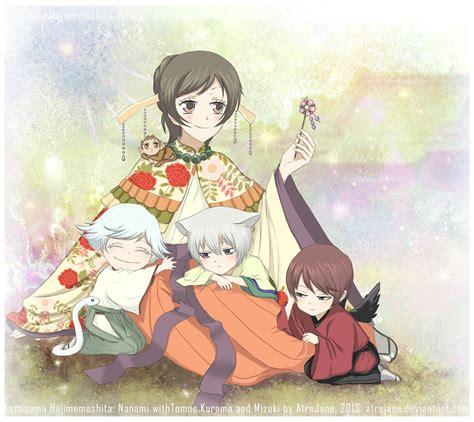 wallpaper anime kamisama hajimemashita kamisama kiss kamisama hajimemashita wallpaper 36134684