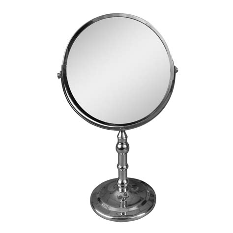 magnifying bathroom mirror elegant home elegant home fashions freestanding bath