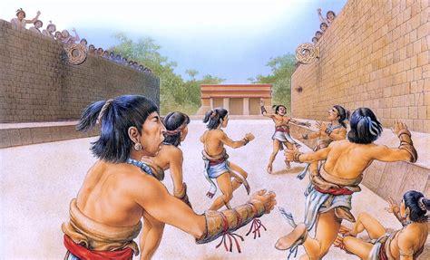 imagenes de los mayas jugando futbol cr 243 nicas de la tierra sin mal juego de pelota maya