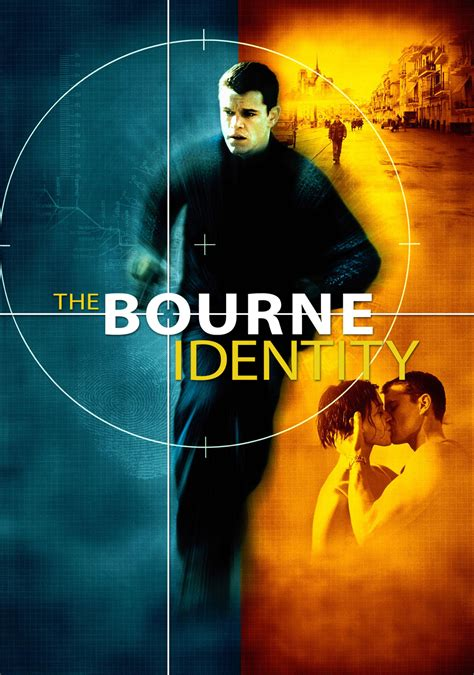 The Bourne Identity gallery for gt bourne identity poster