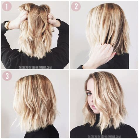 lob haircuts how to style 2015
