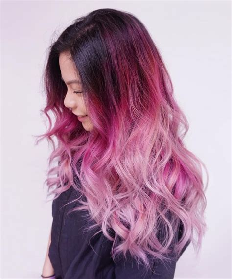 Pink Hair Brown Shadow Root Chocolate Strawberry Ombre Of Chocolate Strawberry Hair Color Best 25 Roots Hair Ideas On Roots Purple Hair And Bob Balayage