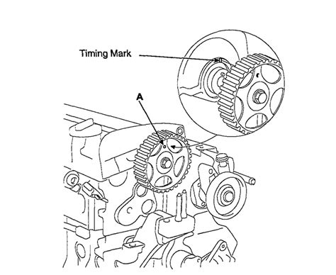 how to set timing marks on a 2009 audi a8 i have a 2007 kia spectra that i changed the timing belt on unfortunately i got the timing of a