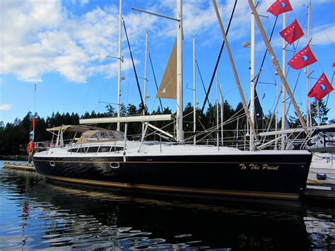 boat loans vancouver 2012 hunter 50 aft cockpit sail new and used boats for sale