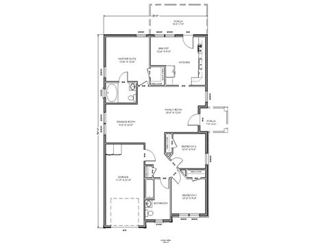 small floor plan small house floor plan modern small house plans