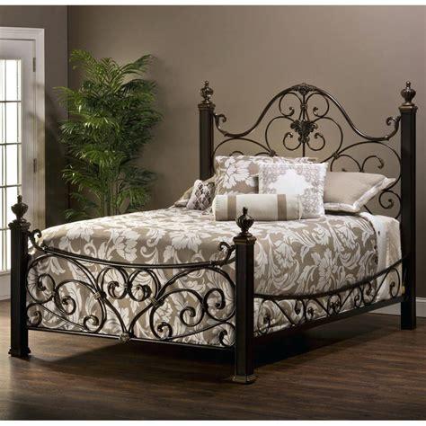 Vintage White Metal Bed Frame Antique Metal Bed Frame Bare Look