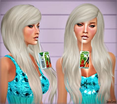bow baby at jenni sims 187 sims 4 updates juice box and bow hair at jenni sims sims 4 updates