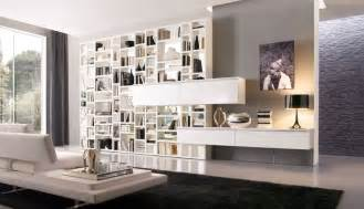 Storage Wall Units by 20 Modern Living Room Wall Units For Book Storage From