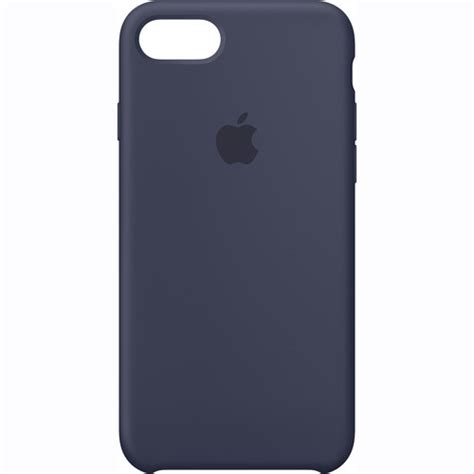 apple iphone 7 silicone midnight blue mmwk2zm a b h photo