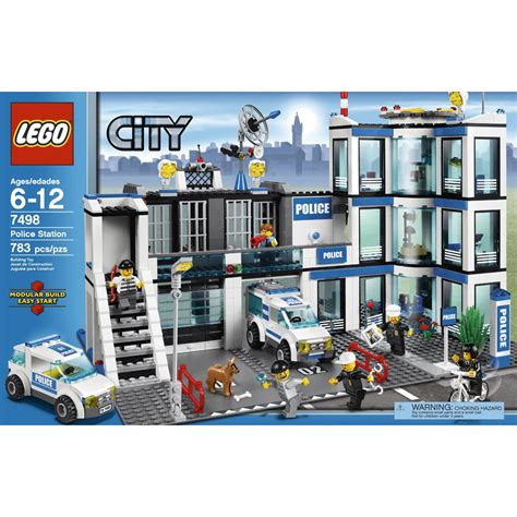 Dog Kennel In Garage by Lego City Games Amp Toys