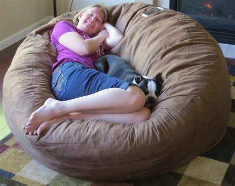 Sumo Sultan Big Bean Bag Chair Review The Gadgeteer | sumo sultan big bean bag chair review the gadgeteer
