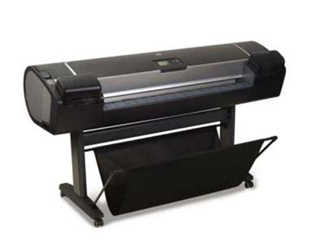Printer Hp Designjet Z5200 hp designjet z5200ps 44 in postscript printer