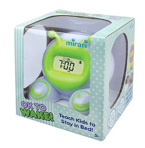 Kid Yamata Pink mirari ok to alarm clock nightlight